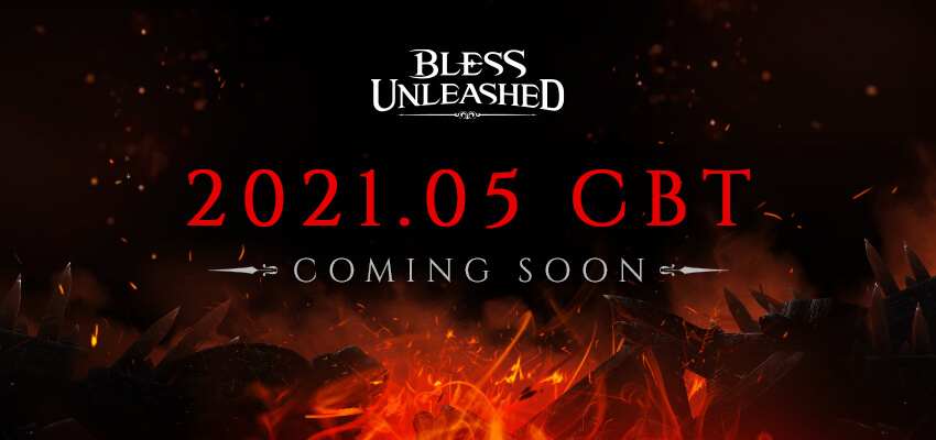 BLESS UNLEASHED PC:2021年5月にFINAL CBTを開始